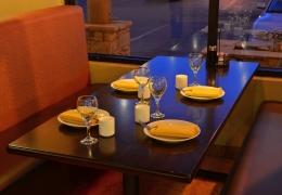 Full House Asian Bistro Restaurant Table