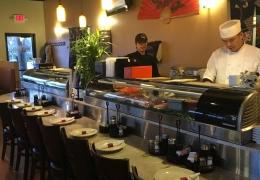 Full House Asian Bistro Restaurant Interior