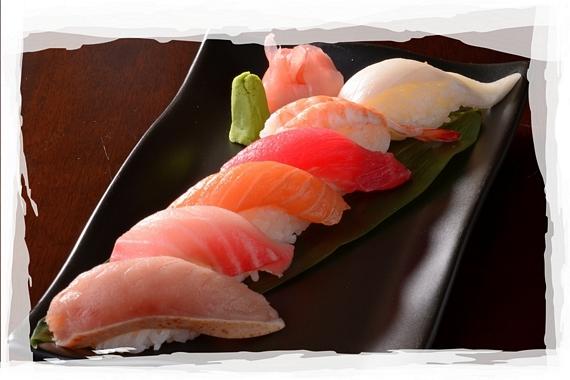 Assorted Sushi or Sashimi A La Carte