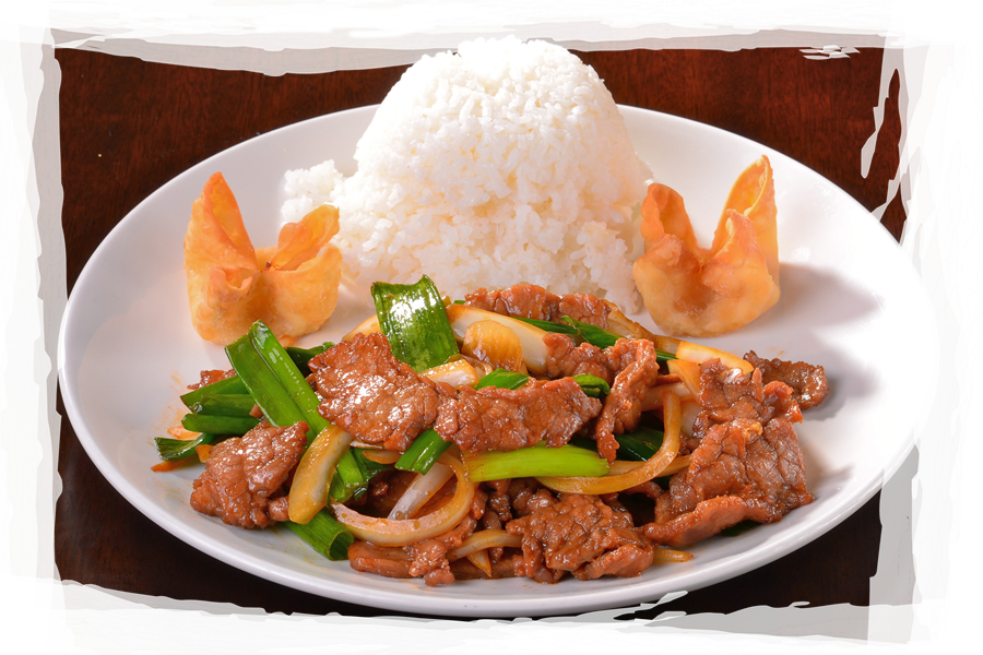 Chinese Combo Lunch 2